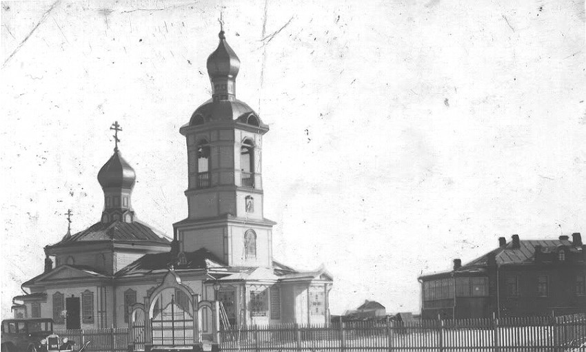 Казанско-Богородицкий мужской монастырь, Харбин