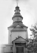 Новгород-Северский. Покрова Пресвятой Богородицы в слободке Сухомлинке, церковь