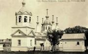 Церковь Илии Пророка - Кегостров - Приморский район - Архангельская область
