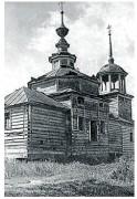 Церковь Троицы Живоначальной - Добрячево, урочище - Юрьев-Польский район - Владимирская область
