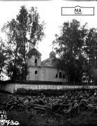 Церковь Воздвижения Креста Господня на Дмитриевском кладбище - Дорогобуж - Дорогобужский район - Смоленская область