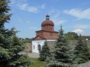 Церковь Илии Пророка при тюрьме в Кузнецке - Новокузнецк - Новокузнецкий район и г. Новокузнецк - Кемеровская область