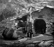 Неизвестная часовня - Хахмати - Мцхета-Мтианетия - Грузия