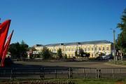 Домовая церковь Иакова Боровичского при бывшем духовном училище - Боровичи - Боровичский район - Новгородская область