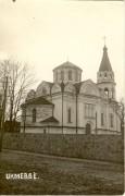 Церковь Троицы Живоначальной - Укмерге - Вильнюсский уезд - Литва