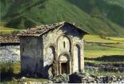 Церковь Христа Спасителя - Мазери - Самегрело и Земо-Сванетия - Грузия
