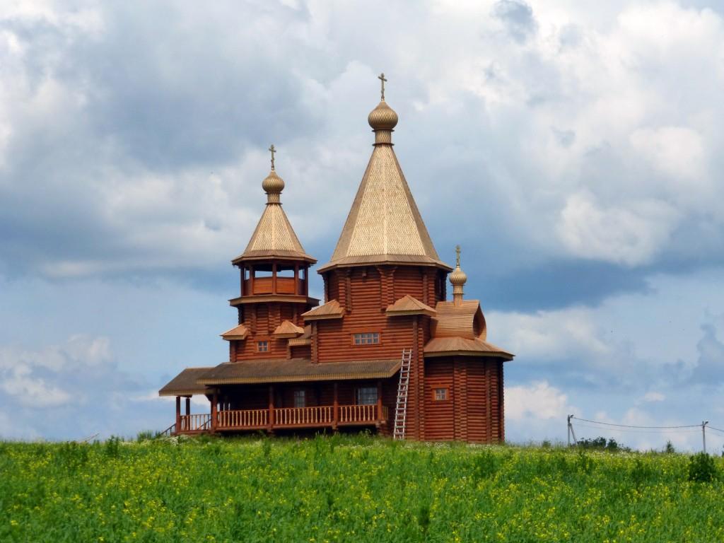 Церковь Спиридона Тримифунтского, Ляпино