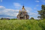 Часовня Вознесения Господня - Гризино - Усть-Кубинский район - Вологодская область