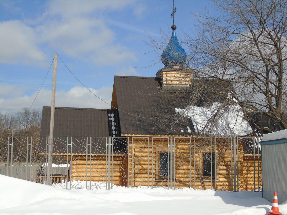 Церковь Игнатия Богоносца на Верейской, Москва