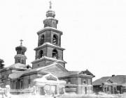 Церковь Димитрия Солунского (старая) - Мушковай - Увинский район - Республика Удмуртия