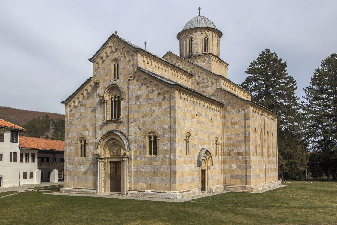 Монастырь Высокие Дечаны, Дечани