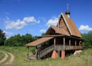 Церковь Троицы Живоначальной - Захватаево - Малмыжский район - Кировская область