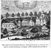 Таволжанский Казанский женский монастырь - Таволжанка - Грибановский район - Воронежская область
