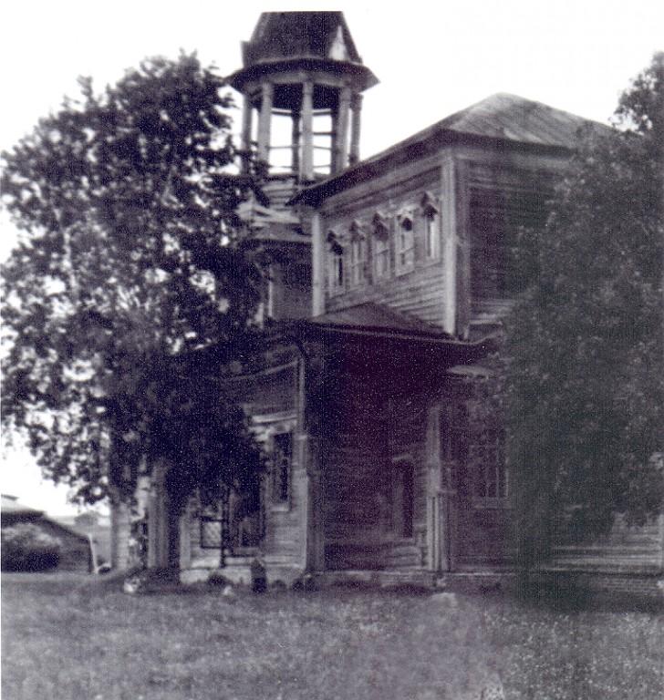 Церковь Трех Святителей Московских, Жирново