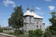 Церковь Спаса Нерукотворного Образа - Спасский - Верхнеуральский район - Челябинская область