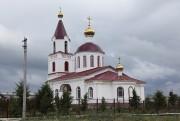 Церковь Иверской иконы Божией Матери - Межозёрный - Верхнеуральский район - Челябинская область