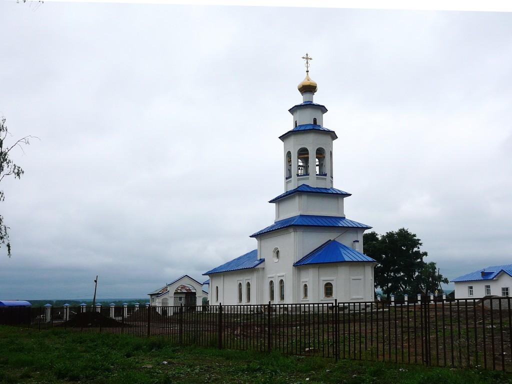 Церковь Рождества Пресвятой Богородицы, Соликамск