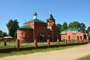 Церковь Петра и Павла - Овсорок - Жиздринский район - Калужская область