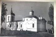 Церковь Адриана и Наталии в Старо-Панове (в Лигове) (старая) - Красносельский район - Санкт-Петербург - г. Санкт-Петербург