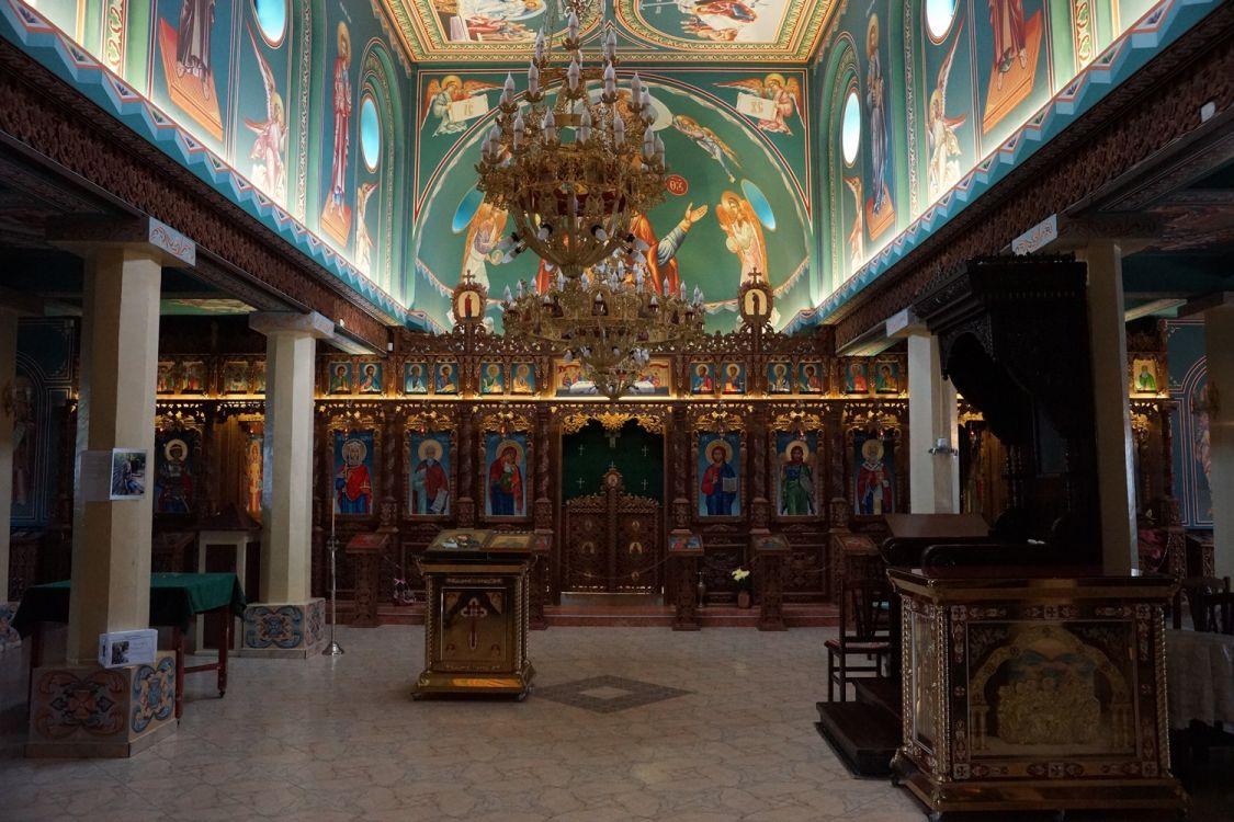 Болгария, Бургасская область, Бургас. Церковь Иоанна Рыльского, фотография. интерьер и убранство