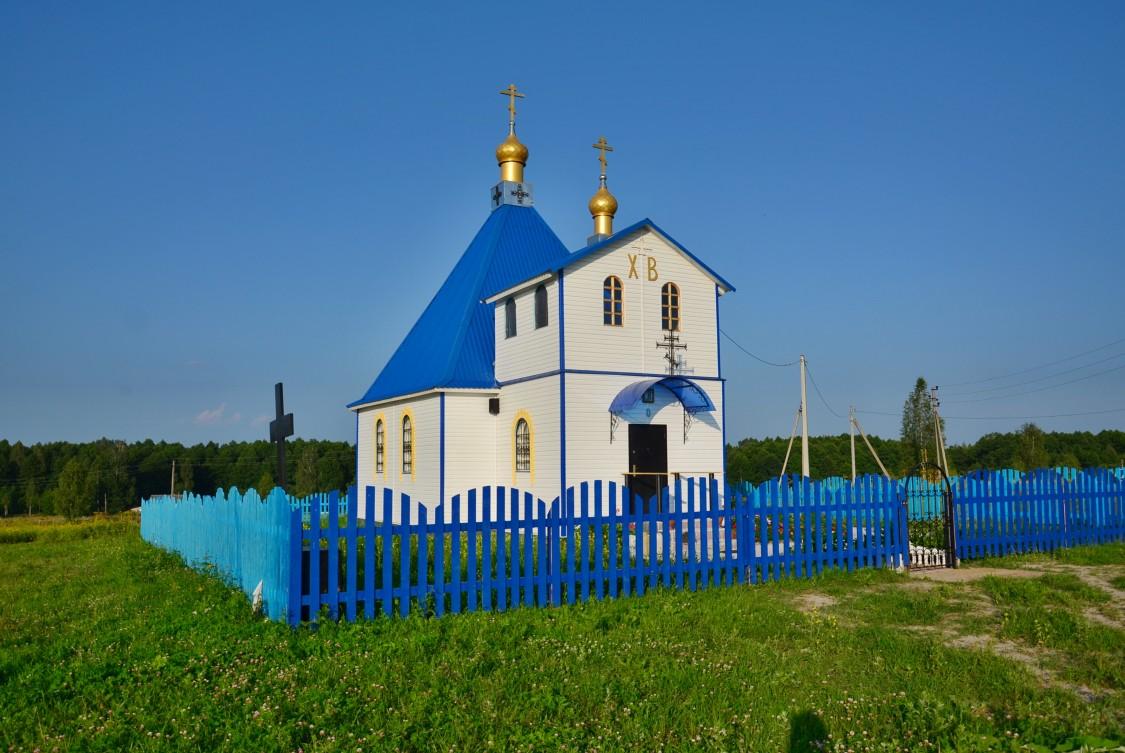 Церковь Петра и Павла, Туреевка