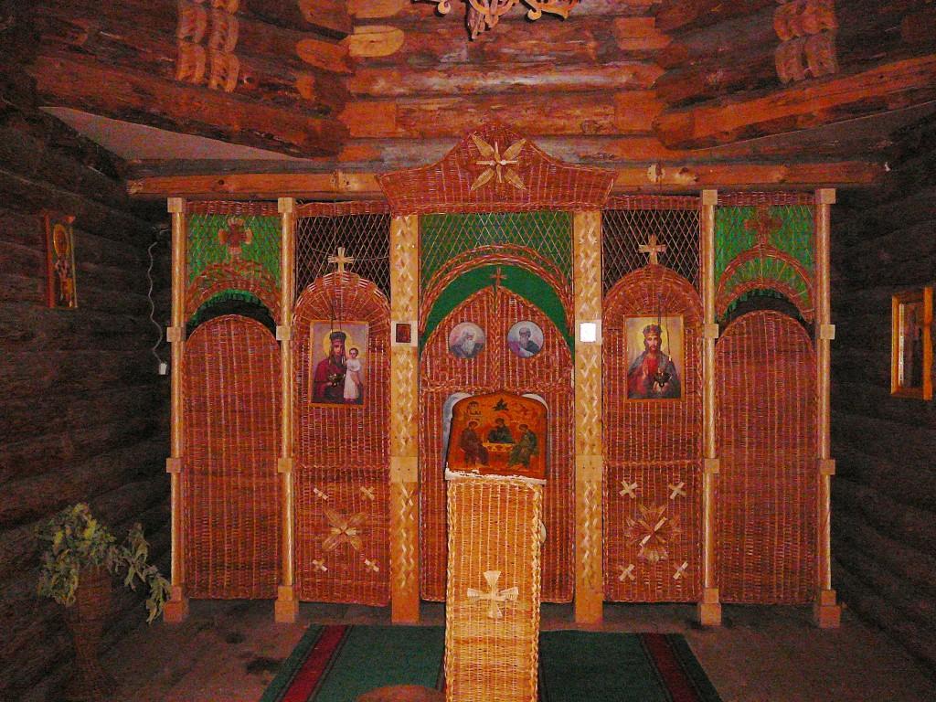 Боровский монастырь Похвалы Божией Матери. Часовня Троицы Живоначальной, Боровское