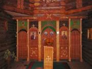 Боровский монастырь Похвалы Божией Матери. Часовня Троицы Живоначальной - Боровское - Катайский район - Курганская область