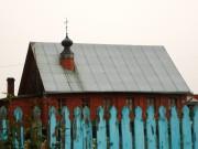 Боровский монастырь Похвалы Божией Матери. Домовая церковь Александры Римской - Боровское - Катайский район - Курганская область