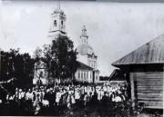 Церковь Богоявления Господня - Полынка, урочище - Фалёнский район - Кировская область