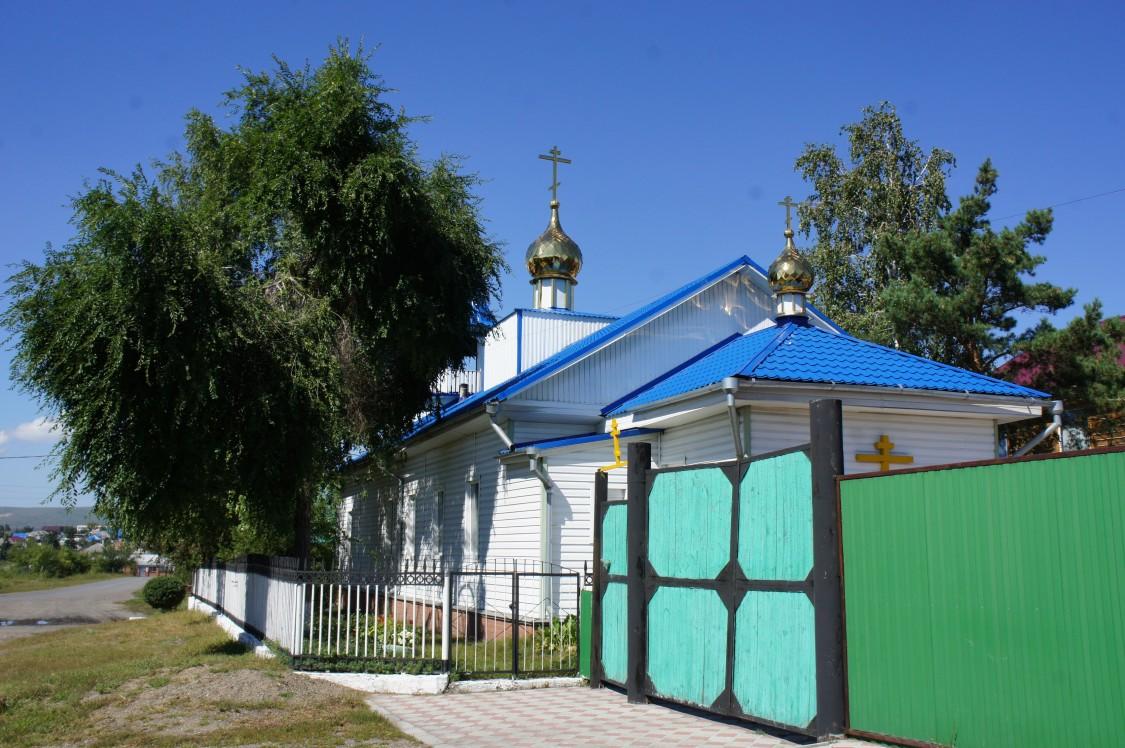 Церковь Покрова Пресвятой Богородицы, Минусинск