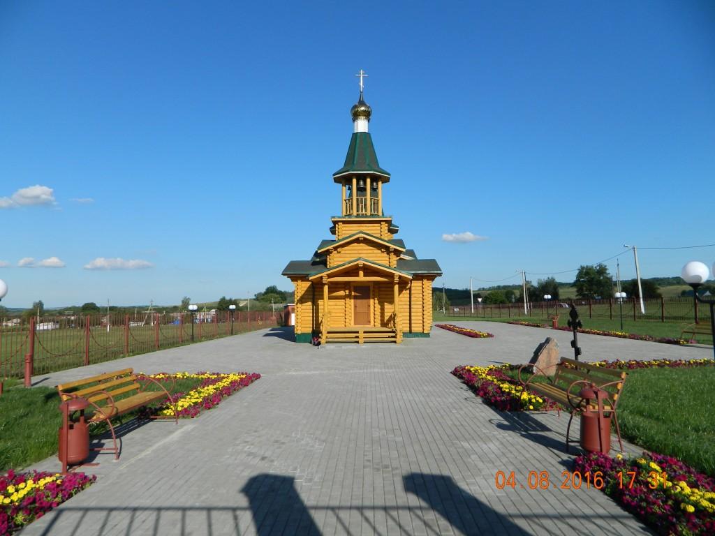 Церковь Николая Чудотворца, Анновка
