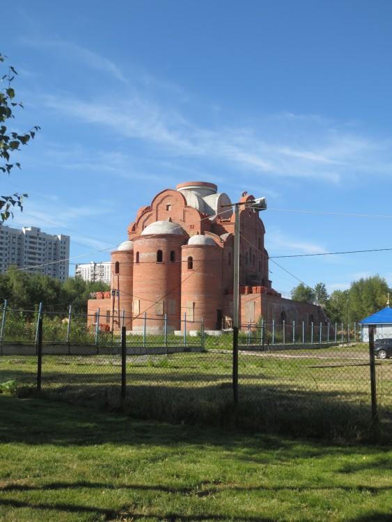 Собор Чуда Михаила Архангела (строящийся), Москва
