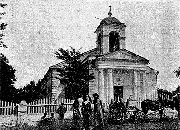Церковь Казанской иконы Божией Матери, Дедоплис-Цкаро (Царские Колодцы)