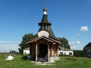 Церковь Вознесения Господня - Вознесенка - Дуванский район - Республика Башкортостан