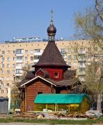 Церковь Илии Пророка (строящаяся) - Левобережный - Северный административный округ (САО) - г. Москва