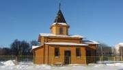 Церковь Покрова Пресвятой Богородицы в Выхино (временная) - Выхино-Жулебино - Юго-Восточный административный округ (ЮВАО) - г. Москва