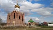 Зауральский. Серафима Саровского (строящаяся), церковь