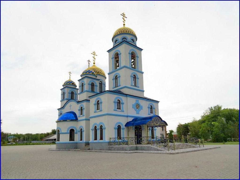 Церковь Покрова Пресвятой Богородицы, Кутейниковская