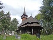 Церковь Успения Пресвятой Богородицы - Кэлинешть - Марамуреш - Румыния