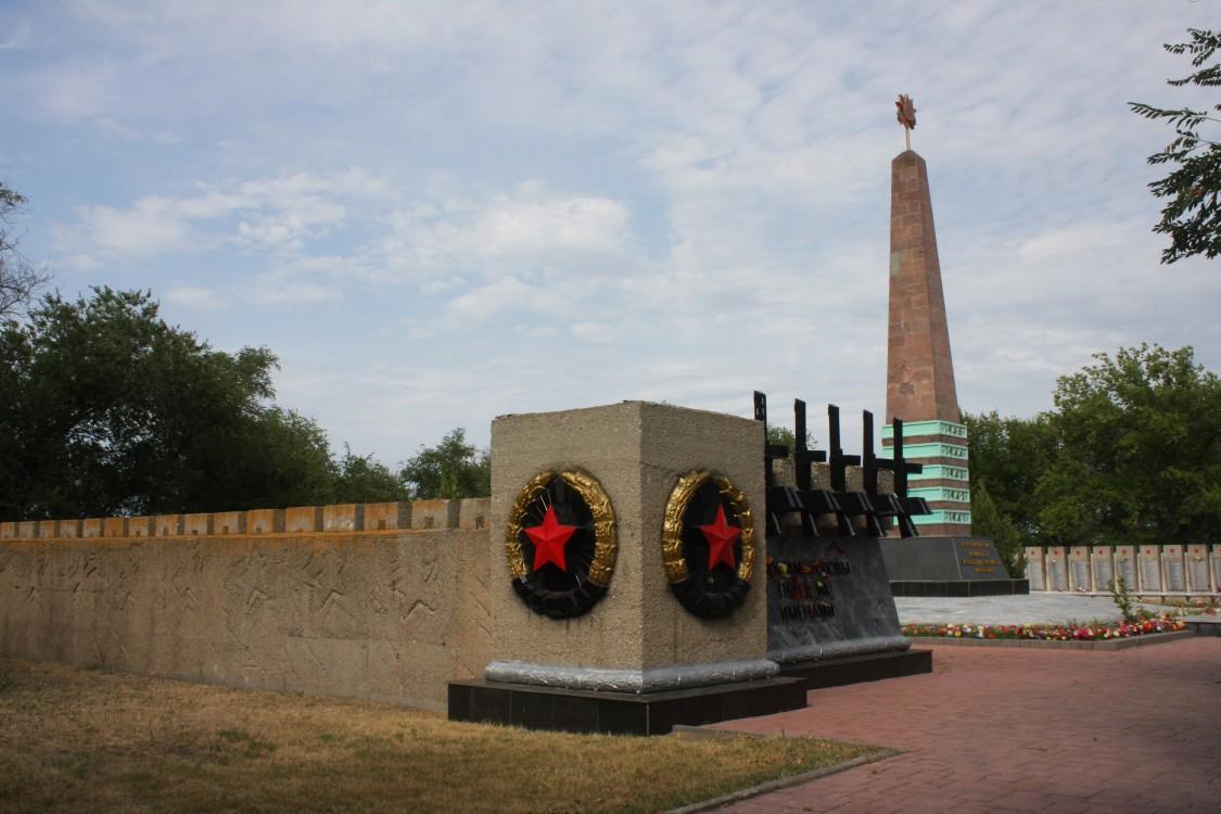 Церковь Сошествия Святого Духа на старом кладбище, Астрахань