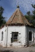 Покрово-Болдинский монастырь. Церковь Варвары великомученицы - Астрахань - Астрахань, город - Астраханская область