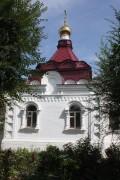 Покрово-Болдинский монастырь. Церковь Мефодия, Сампсона и Екатерины - Астрахань - Астрахань, город - Астраханская область