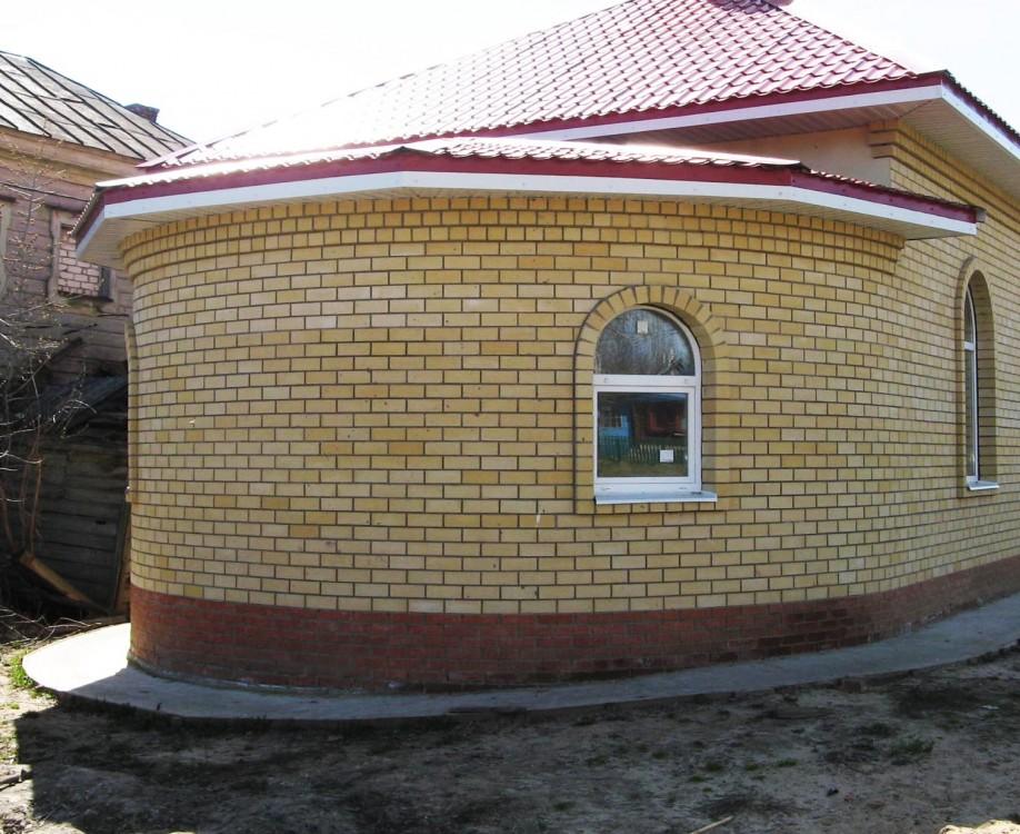 Церковь Михаила Архангела (новая), Татарское Бурнашево