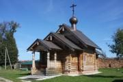 Покрова Пресвятой Богородицы Добрый мужской монастырь. Церковь Алексия, человека Божия - Доброе - Суворовский район - Тульская область