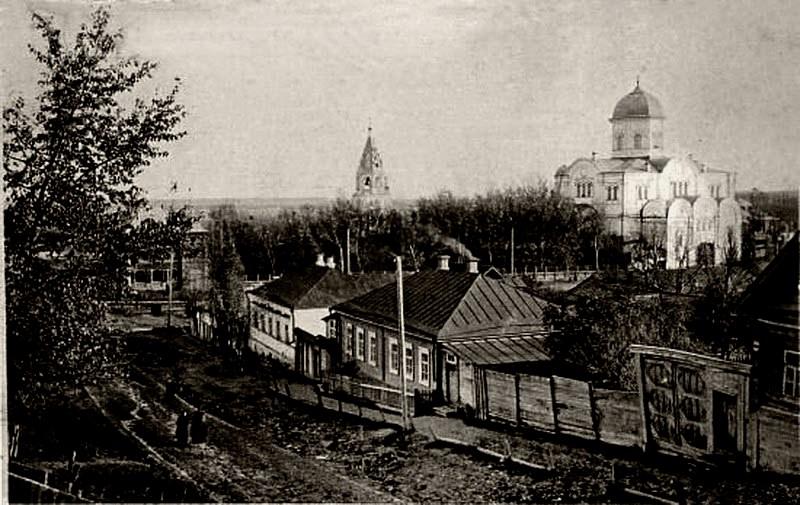 Кафедральный собор Спаса Преображения, Брянск
