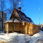 Церковь Двенадцати апостолов в Ховрине (временная) - Москва - Северный административный округ (САО) - г. Москва