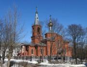 Церковь Николая Чудотворца - Уральский - Нытвенский район - Пермский край