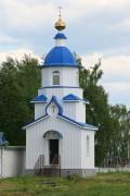 Усть-Вымь. Михаило-Архангельский мужской монастырь. Колокольня