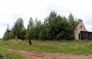 Церковь Троицы Живоначальной - Шебеньгский Погост - Тарногский район - Вологодская область