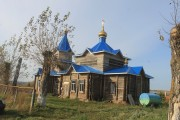 Сарсак-Омга. Введения во храм Пресвятой Богородицы, церковь